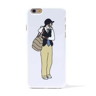 PANIC JUNKIE Annie White iPhone5/5s/SE