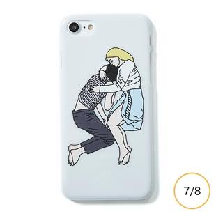 [パニックジャンキー]PANIC JUNKIE Billy & Layla for iPhone 8/7