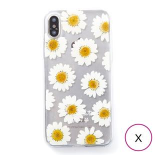 [ローズウィズトゥー]mini marguerite for iPhone X / XS
