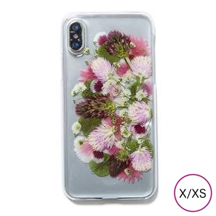 [ローズウィズトゥー]bouquet for iPhone X/XS