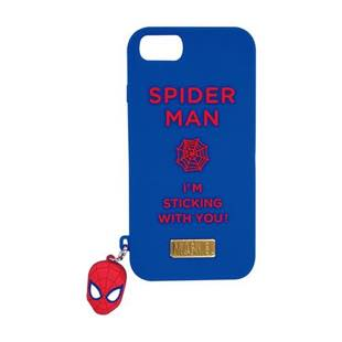 YOOY MARVEL SILICONE CHARM SINGLE SPIDER-MAN for iPhone 8 / 7 / 6s / 6