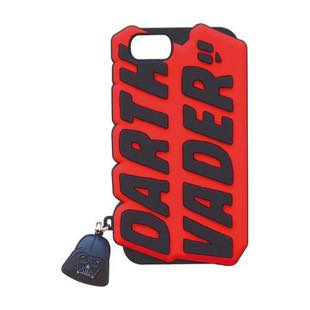 YOOY STAR WARS SILICONE CHARM SINGLE  Red for iPhone 8 / 7 / 6s / 6