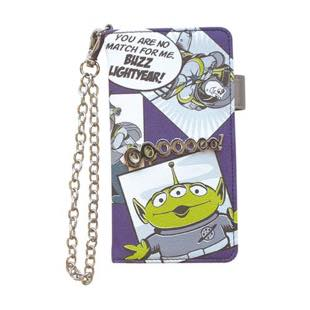 YOOY Disney COMIC METAL BOOK Purple for iPhone 8 / 7 / 6s / 6