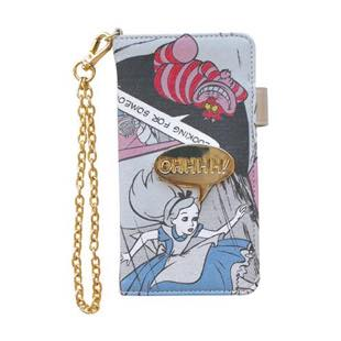 YOOY Disney COMIC METAL BOOK Pink for iPhone 8 / 7 / 6s / 6