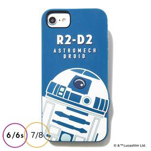[ヨーイ]R2D2 SILICONE CASE for iPhone 8 / 7 / 6s / 6