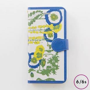 [マニプリコレクション]manipuri case collection lilybell diary for iPhone 6/6s