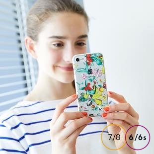 [マニプリケースコレクション]manipuri case collection fruit Clear for iPhone 8/7/6s/6