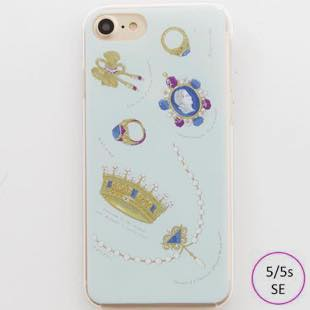 [マニプリコレクション]manipuri case collection bijoux for iPhone 5/5s/SE