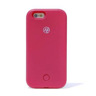 iFlash LED Selfie Case Pink for iPhone 6/6s