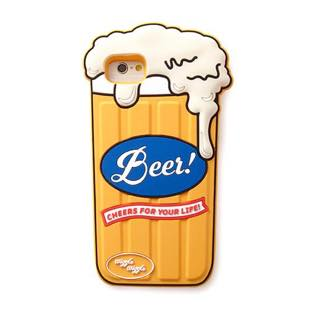 Wiggle Wiggle Beer SILICONE for iPhone 7/6s/6