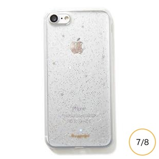 [メリーガジェット]Mignonne Case Silver for iPhone8/7