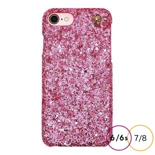 [メリーガジェット]GLITTER CHAIN CASE  for iPhone8/7/6s/6