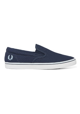 Underspin Slip On Canvas