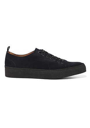 Fred Perry George Cox Tennis Shoes Suede