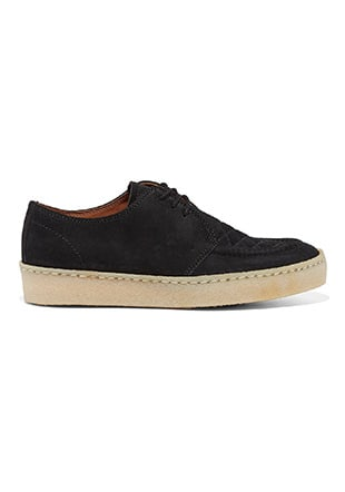 Fred Perry X George Cox Pop Boy Suede