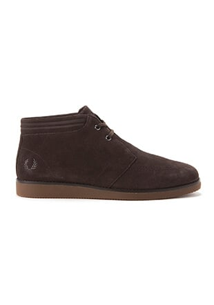 Southall Mid Suede