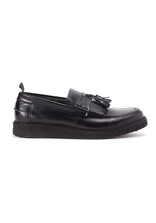 Fred Perry George Cox Tassel Loafer Leather