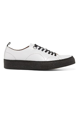 Fred Perry George Cox Creeper Leather