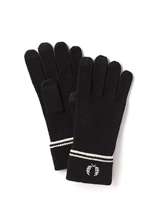 Twin Tipped Lambswool Gloves