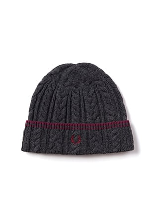 Tipped Cable Beanie