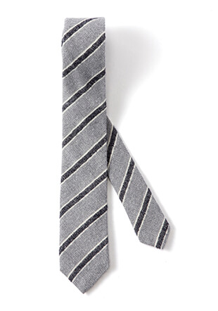 Wool/Silk Wide Tie