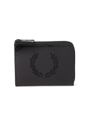 Laurel Wreath Leather Wallet