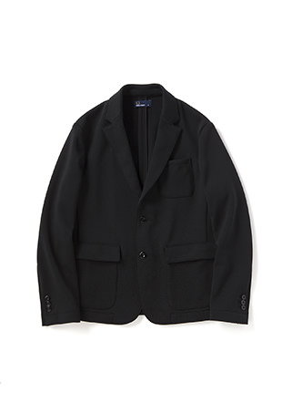 Tailored Jersey Jacket