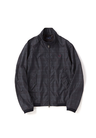 Print Harrington Jacket