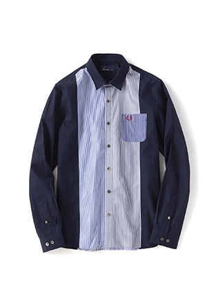 Front Panelled Shirt
