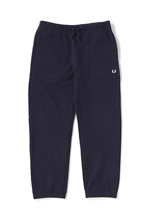 Fleece Back Pants