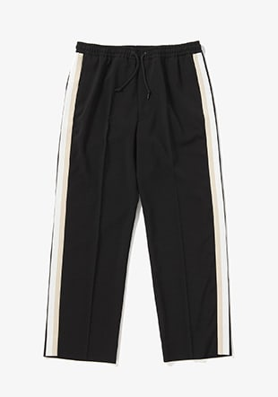 Side Taped Track Pants