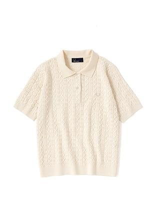 Cable Knit Shirt