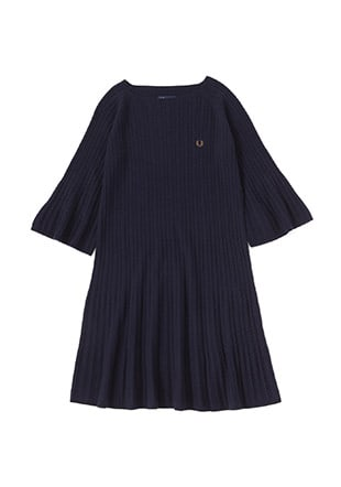 Knit Cable Dress