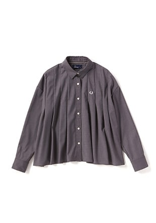 Box Pleated Shirt
