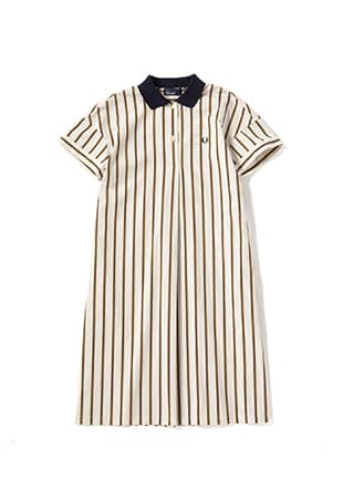 Woven Polo Dress