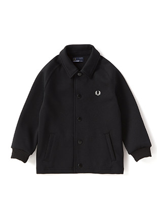 Kids Jersey Coach Jacket