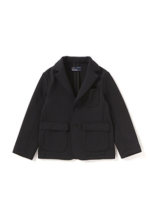 Kids Tailored Jersey Jacket