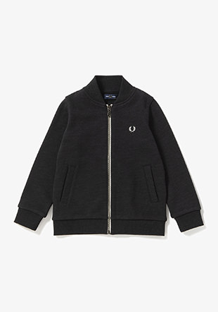 Kids Sweat Bomber Jacket