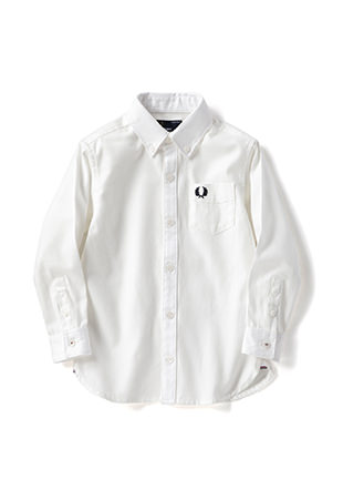 Kids Classic Oxford Shirt