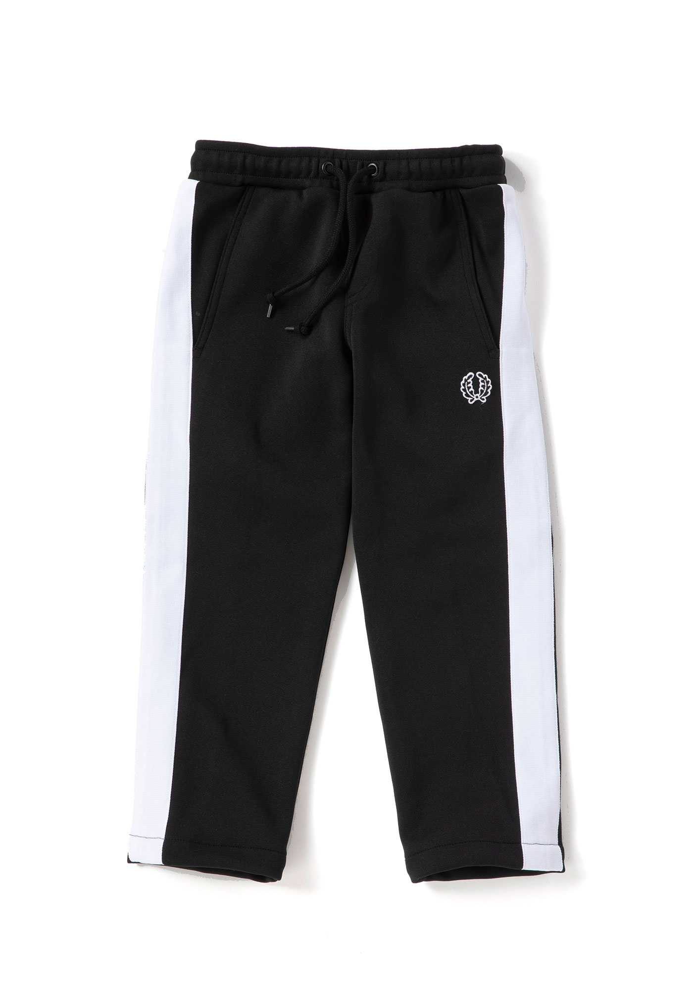 Kids Side Stripe Jersey Pants