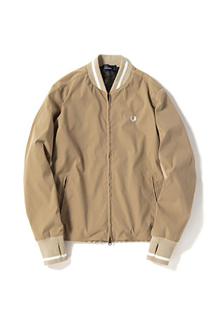 Ventilation Bomber Jacket