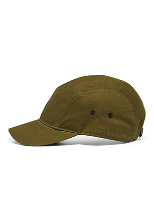 Cotton Twill 5 Panelled Baseball Cap