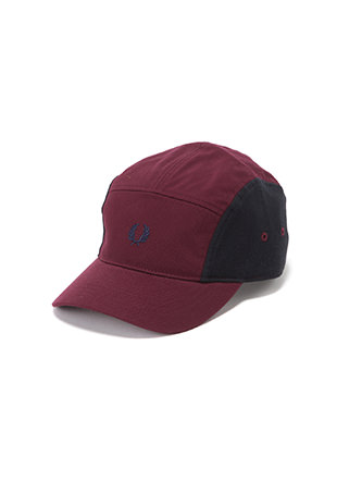 Pique Mix 5 Panelled Baseball Cap