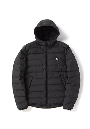 Insulated Hooded Brentham Jacket