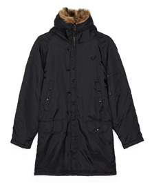 Reissues Made In England Snorkel Parka