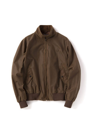 Reissues Mie Waxed Harrington Jacket