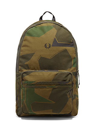 Arktis Printed Back Pack
