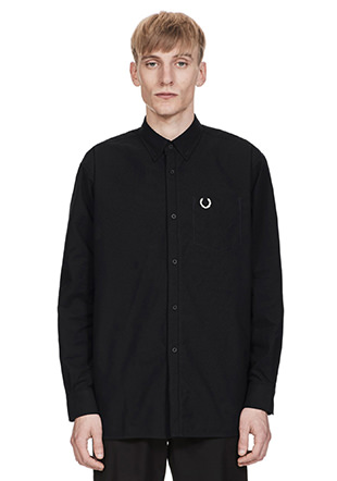 Laurel Wreath Re-Engineered Woven Shirt