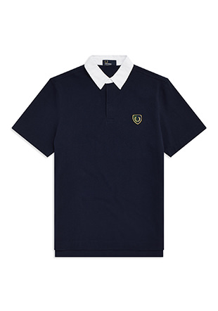 Jersey Shield Badge Shirt