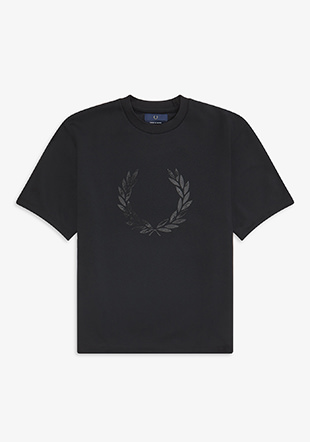 Laurel Wreath Made In Japan Printed T-Shirt
